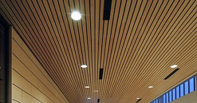 Giá trần nhôm vân gỗ